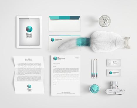 50 Inspirational Branding & Identity Design Projects | Identité visuelle | Scoop.it