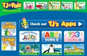 TJ & Pals: Learn as You Play Preschool Games | Game Based Learning Today | Scoop.it