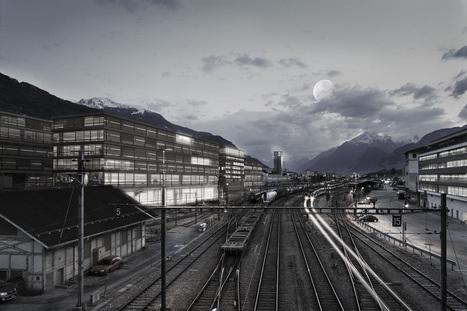 Les travaux de la nouvelle Haute école d'ingénierie de la HES-SO Valais-Wallis vont débuter | HES-SO Valais-Wallis | Scoop.it