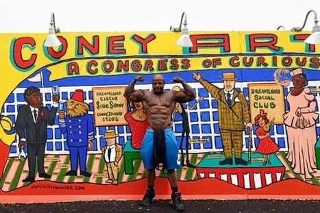 Coney Art Walls   Photo/Video Gallery   World of Street & Outdoor Arts   Scoop.it
