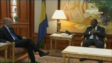 Laurent Fabius prépare-t-il de futures « excellentes relations » entre « son » président et celui du Gabon ? | Actualité de la Françafrique | Scoop.it