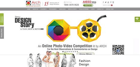 Register for Photography Contest-DESIGN STORY! | Arch Academy | Fashion Designing Courses | Scoop.it