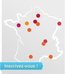 Lyon, le 13 novembre   Tour de France du Télétravail   Teletravail et coworking   Scoop.it