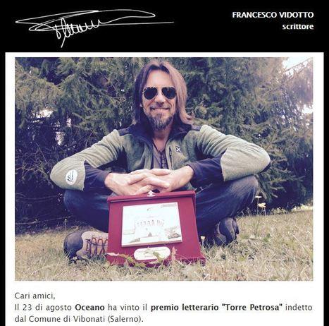 """Oceano ha vinto il premio letterario """"Torre Petrosa"""" #InAutunnoLeggo #Dolomiti   Dolomiti di ieri e di oggi   Scoop.it"""
