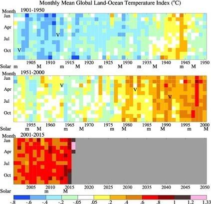 Nouveau record de chaleur planétaire en avril - Sciences2- Sylvestre Huet | Actualités écologie | Scoop.it