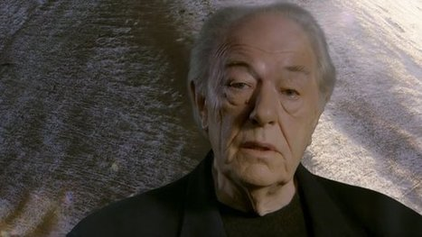 Watch! Gambon stars in new Yeats2015 video | Literature | Scoop.it