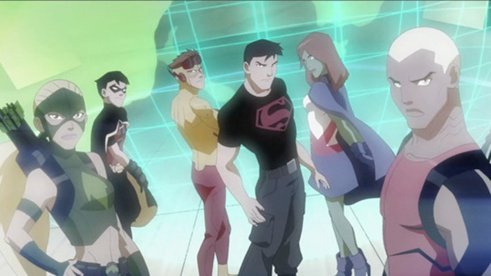 'Young Justice' First Look: Preview Season 2's Big 'Invasion' - Hollywood Reporter   Machinimania   Scoop.it