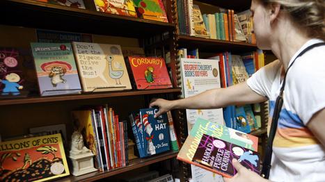 Book News: Women Writers Dominate Children's Books, Right? Wrong. - NPR (blog) | Children's Literature | Scoop.it