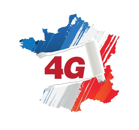 La 4G a été utilisée par 3,7 millions de Français | Applications Mobile 77 | Scoop.it