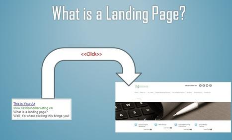 Google AdWords Series for Beginners: Landing Page Best Practices | Search Engine Marketing Strategies | Scoop.it