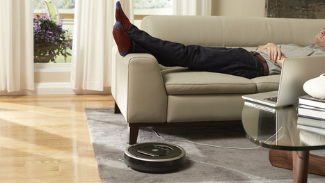 Roomba maker has plans to crown robots ruler of the smart home | Learning Design | Scoop.it