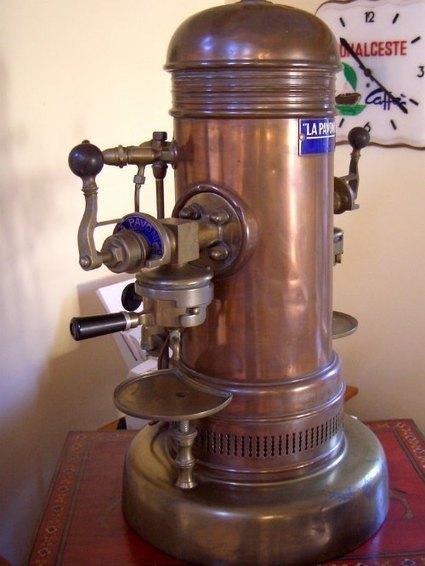 Coffee History: Luigi Bezzera, Inventor of the Espresso Machine | Health, food and safety | Scoop.it