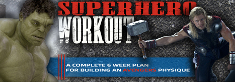 The Superhero Workout 2.0 Review - By John Romaniello Fat Loss | Fitness, Health, Running and Weight loss | Scoop.it