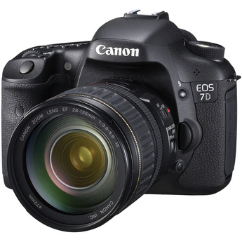 "Equipment Review—The Canon EOS 7D DSLR Camera, Part 1 | ""Cameras, Camcorders, Pictures, HDR, Gadgets, Films, Movies, Landscapes"" 