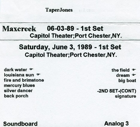 Max Creek Live at Capitol Theatre on 1989-06-03 : Free Download & Streaming : Internet Archive   CrocketTunes   Scoop.it