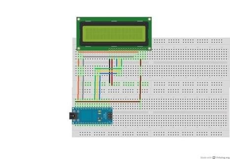 Controlar un Display LCD La Librería LiquidCrystal | tecno4 | Scoop.it