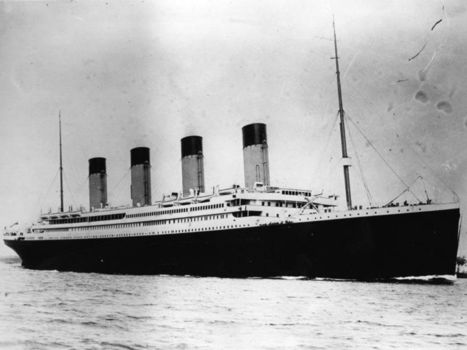 Replica Sinking Ship Cruises : ship cruise   Cruise Industry Trends   Scoop.it