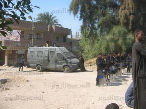 Sohag police officers block railways, demand arms   Égypt-actus   Scoop.it