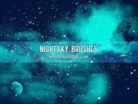 15 Great Free Photoshop Brushes | Web Design | Scoop.it