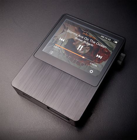 Astell&Kern AK100 Portable Audio System ~ Grease n Gasoline | Technical & Social News | Scoop.it