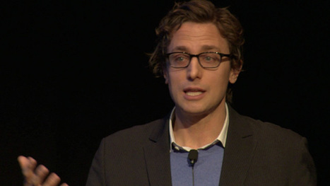 Buzzfeed's Jonah Peretti on how ideas travel on the social web - video | Media Psychology and Social Change | Scoop.it
