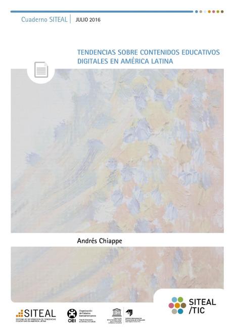 [PDf] Tendencias sobre Contenidos Educativos Digitales en América Latina   Edumorfosis.it   Scoop.it