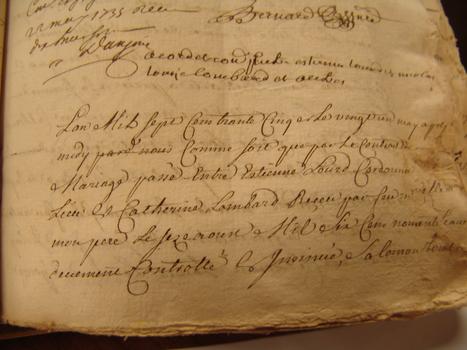 De l'utilité des archives judiciaires   Sacrés ancêtres   L'écho d'antan   Scoop.it