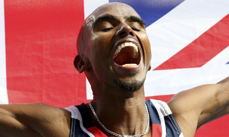 Mo Farah joins Wilshere's 'English' debate by stressing patriotic pride | Sport Management: Flanagan, A. | Scoop.it