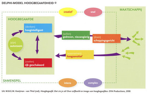 Delphimodel en hoogbegaafdheid | Achtergrondinformatie Werkconcept Critical Skills | Scoop.it