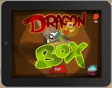 The Best Math iPad App | Solve Equations With Dragon Box | Tap Into Teen Minds | iPad Resources | Scoop.it