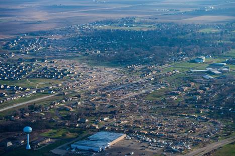 Aerial Views of Tornado Destruction: From Washington to Pekin | Real Estate Plus+ Daily News | Scoop.it