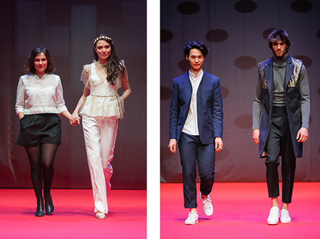 Dinan accueille le festival international des jeunes créateurs de mode - Fashion Spider - Fashion Spider – Mode, Haute Couture, Fashion Week & Night Show | fashion-spider sur Scoop.it! | Scoop.it
