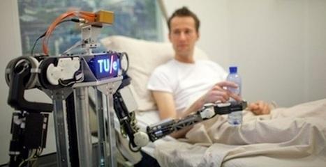 RoboEarth: Una Web de aprendizaje para robots - NeoTeo | El conocimiento a lo largo de la vida | Scoop.it
