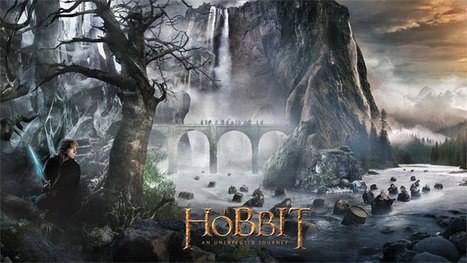 The Hobbit is film magic - facts about the HFR tech - FlatpanelsHD | 'The Hobbit' Film | Scoop.it