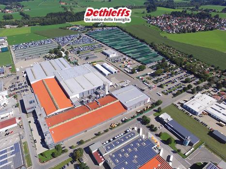 Un investimento da 50 milioni di euro per Dethleffs | Notizie dal mondo del camper | Camper Life Magazine | Scoop.it