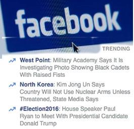 L'histoire des journalistes cachés derrière l'algorithme de Facebook | DocPresseESJ | Scoop.it