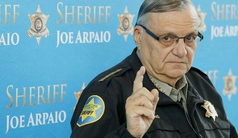 Joe Arpaio still investigating Obama's birth certificate: 'I'm not going to give up' | Educating & Enforcing Human Rights For We The People !! | Scoop.it
