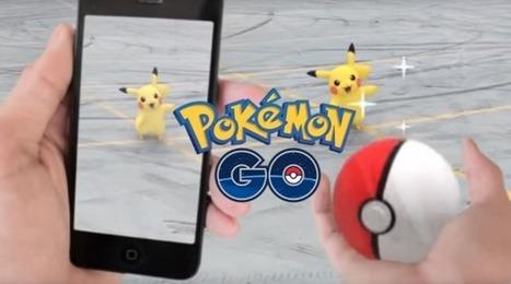 Pokemon Go pour apprendre ? - Sydologie   Réflexion sur l'education   Scoop.it