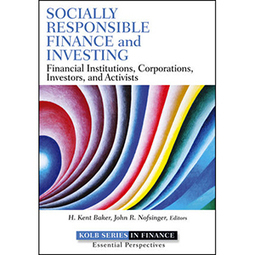 Socially Responsible Finance and Investing | Wow! eBook | sustainable finance | Scoop.it