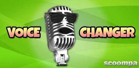 Android Voice Changer Uygulaması İndir | Android Oyunları ve Uygulama İndir | Apk İndir | Scoop.it