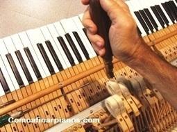 El afinador de pianos, la profesión vista desde dentro | Afinadorbcn | Scoop.it