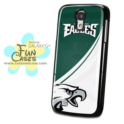 Philadelphia Eagles NFL Logo Samsung Galaxy S4 Case Cover from Funcases | Sport Merchandise | Scoop.it