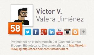 Los 140 perfiles más influyentes de Biblogtecarios y mi Klout: año 2013 | El Content Curator Semanal | Scoop.it