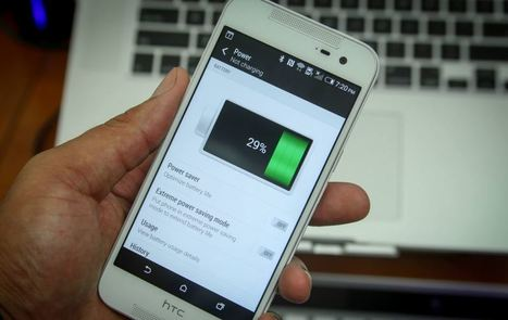 Fuel cells in smartphones could give devices up to 7 days of battery life | News we like | Scoop.it
