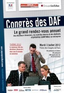 Actualité Aliantis : Congrès des DAF | Entre DAFs | Scoop.it