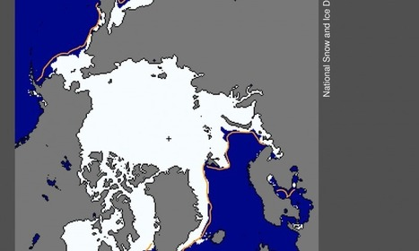 Arctic sea ice maximum reaches lowest extent on record | Sustain Our Earth | Scoop.it