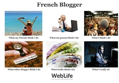 French Blogger | What I really do | Scoop.it
