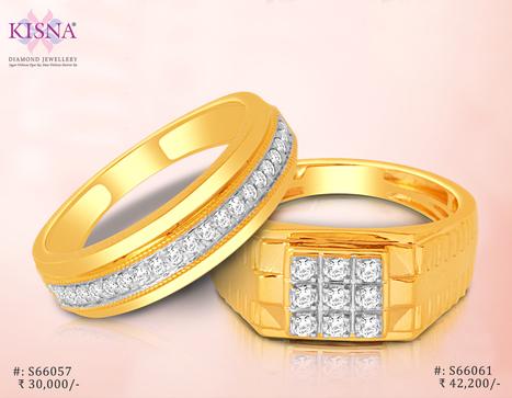 Diamond &#8234;&lrm;Rings&#8236; from Kisna&#8236; &#8234;&lrm;Diamond&#8236; &lrm;Jewellery&#8236;<br/>View Online: http://goo.gl/O30HxD   Gold Diamond Jewellery Designs   Scoop.it