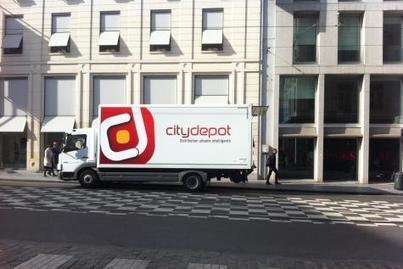 Ça roule pour Citydepot | Mobilité à Bruxelles | Scoop.it