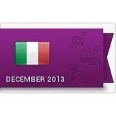 December 2013 Social Marketing Report: Italy Regional | ICOA News Reader | Scoop.it